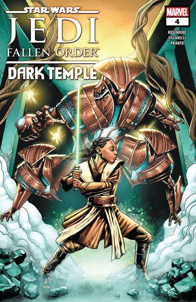 Star Wars – Jedi Fallen Order – Dark Temple #5 (2019)