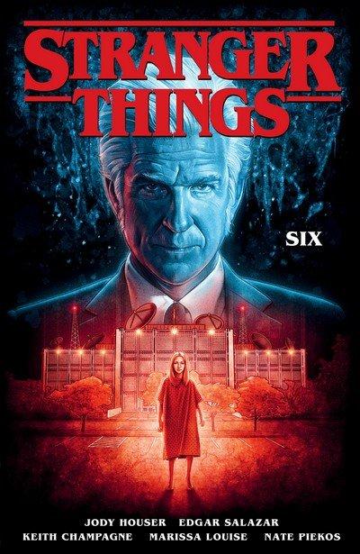 Stranger Things Vol. 2 – SIX (TPB) (2019)