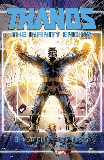 Thanos – The Infinity Ending (TPB) (2019)