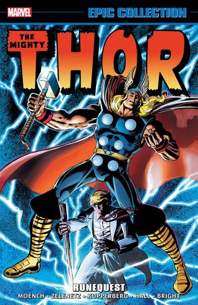 Thor Epic Collection Vol. 12 – Runequest (2016)