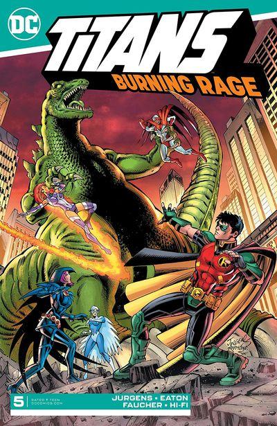 Titans – Burning Rage #5 (2019)