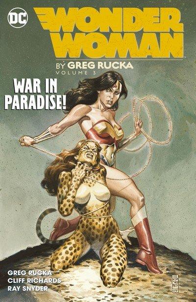 Wonder Woman by Greg Rucka Vol. 3 (2019)