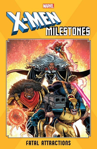 X-Men Milestones – Fatal Attractions (TPB) (2019)
