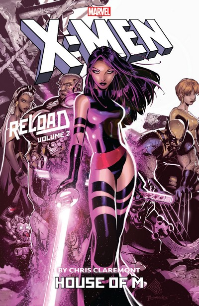 X-Men – Reload By Chris Claremont Vol. 2 – House Of M (TPB) (2019)