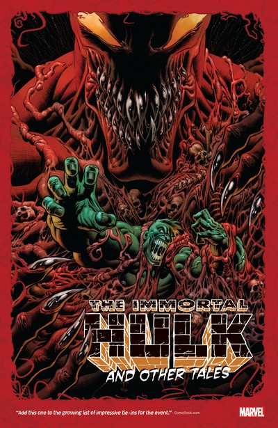 Absolute Carnage – Immortal Hulk And Other Tales (TPB) (2020)