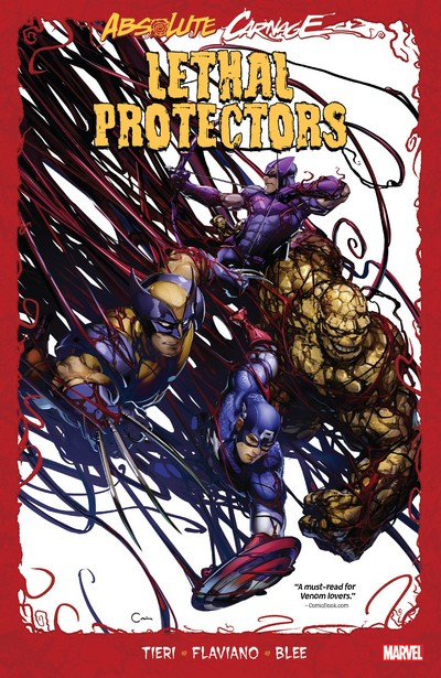 Absolute Carnage – Lethal Protectors (TPB) (2020)