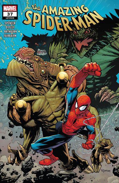Amazing Spider-Man #37 (2020)