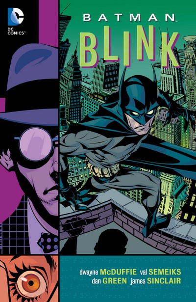 Batman – Blink (TPB) (2015)