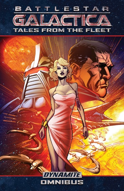 Battlestar Galactica – Tales from the Fleet Omnibus (2017)