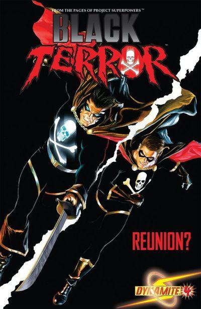 Black Terror #4 (2020)