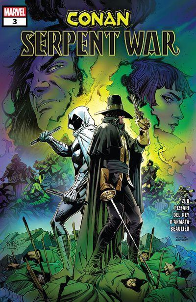 Conan – Serpent War #3 (2020)