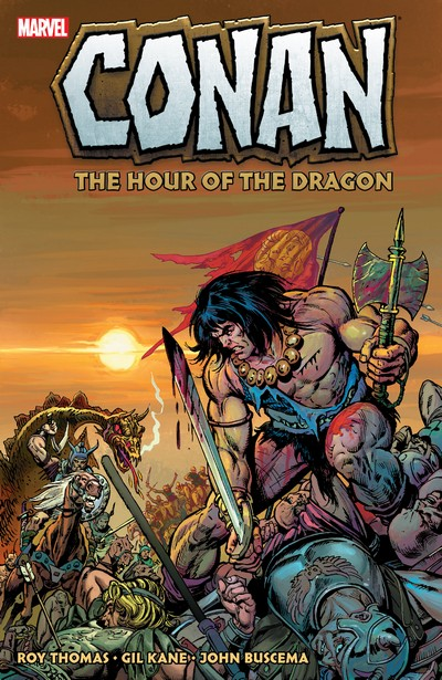 Conan – The Hour of the Dragon (2020)