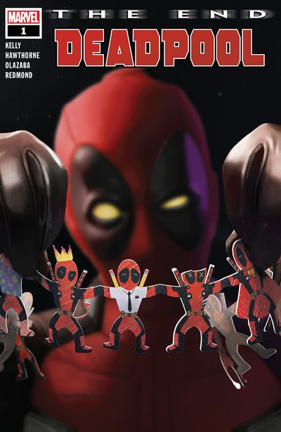 Deadpool – The End #1 (2020)