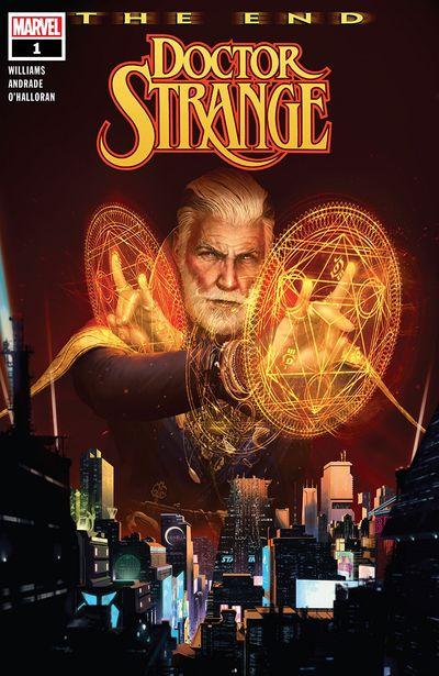 Doctor Strange – The End #1 (2020)