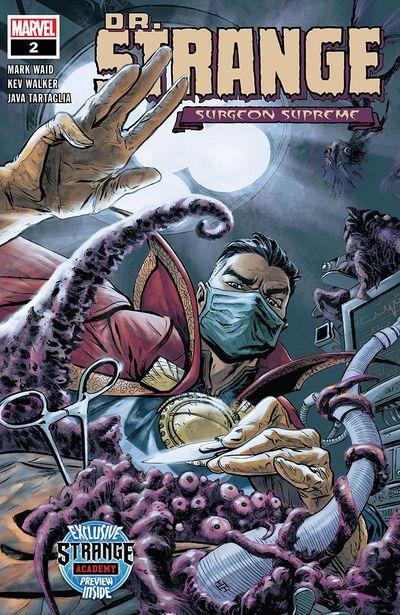 Dr. Strange – Surgeon Supreme #2 (2020)