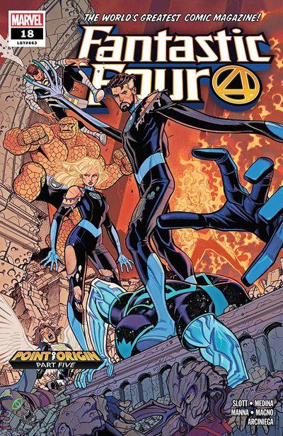 Fantastic Four #18 (2020)