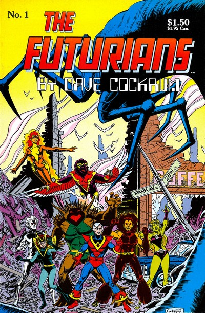 Futurians (Collection) (1985-2015)