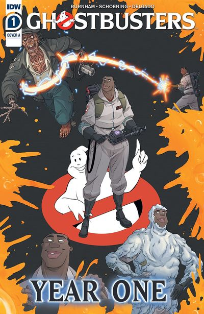 Ghostbusters – Year One #1 (2020)
