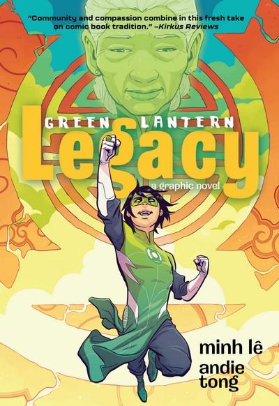 Green Lantern – Legacy (2020)