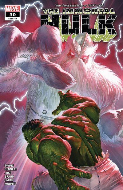Immortal Hulk #30 (2020)