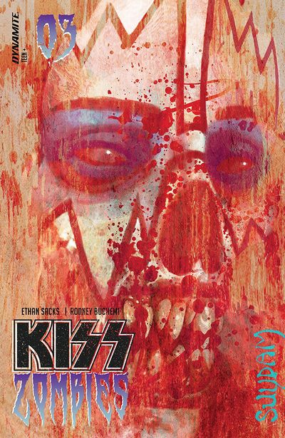 KISS – Zombies #3 (2020)