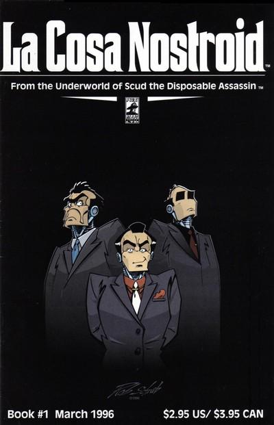 La Cosa Nostroid #1 – 9 (1996-1998)