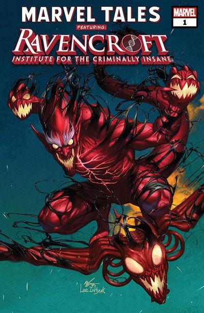 Marvel Tales – Ravencroft #1 (2020)