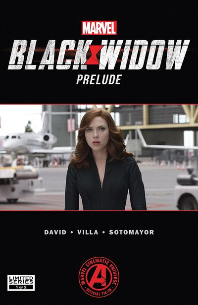 Marvel's Black Widow Prelude #1 (2020)