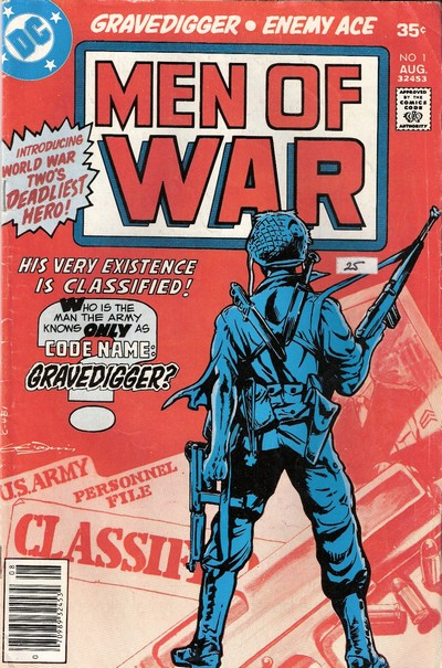 Men of War Vol. 1 #1 – 26 (1977-1980)
