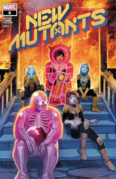 New Mutants #6 (2020)