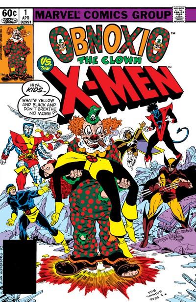 Obnoxio The Clown #1 (1983)