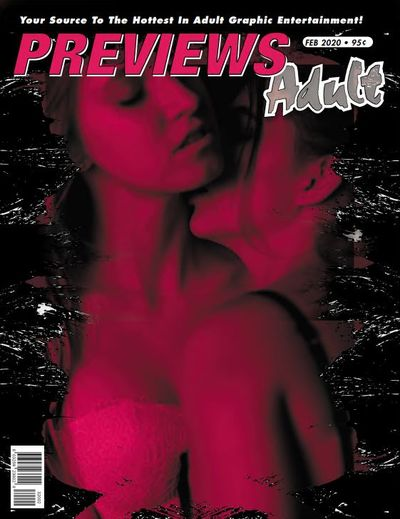 Previews Adult #377 (Feb for Apr 2020)