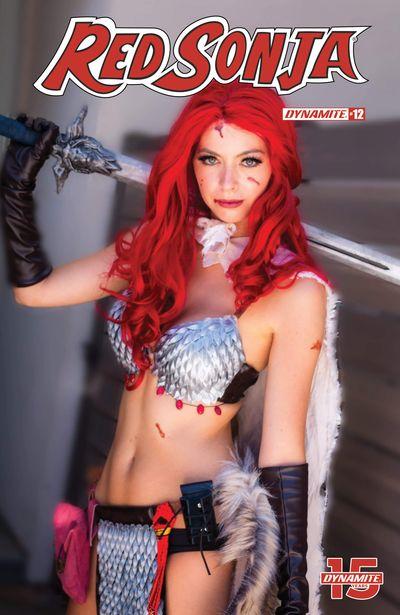 Red Sonja #12 (2020)
