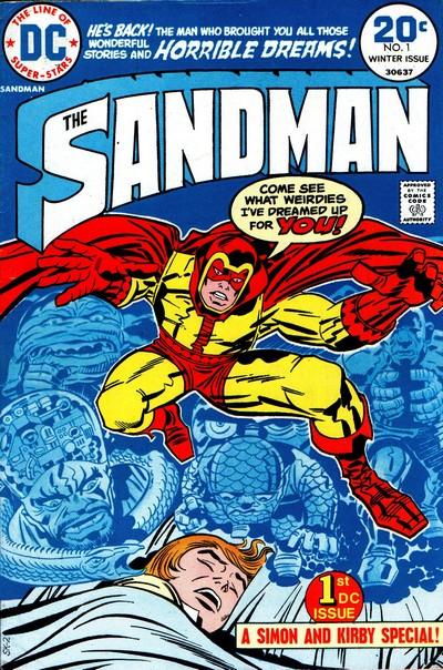 Sandman Vol. 1 #1 – 6 (1974-1975)