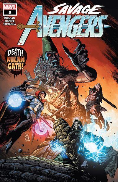 Savage Avengers #9 (2020)