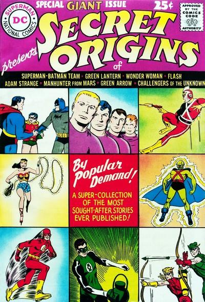 Secret Origins #1 (1961) (One-Shot)
