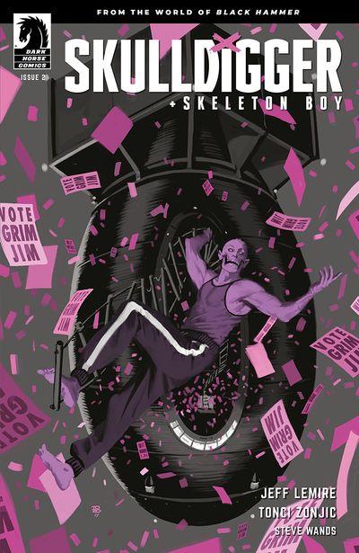 Skulldigger And Skeleton Boy #2 (2020)