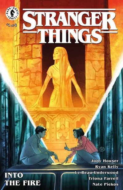 Stranger Things – Into The Fire #1 (2020)