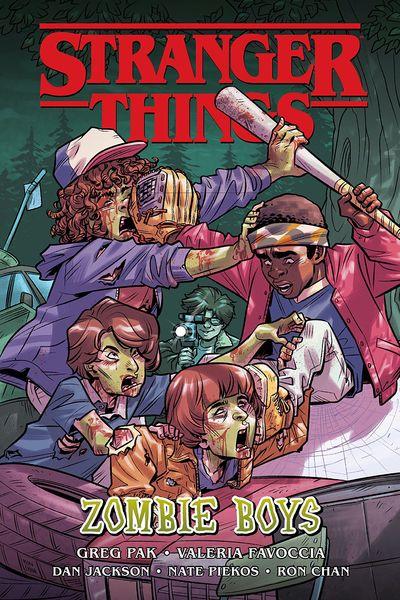 Stranger Things – Zombie Boys (2020)