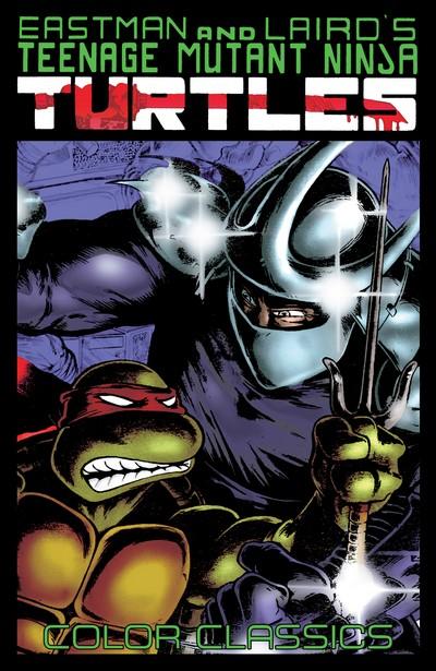 Teenage Mutant Ninja Turtles – Color Classics Vol. 2 (TPB) (2019)
