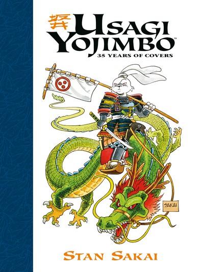 Usagi Yojimbo – 35 Years of Covers (2019)