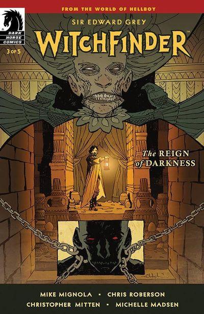 Witchfinder – The Reign Of Darkness #3 (2020)