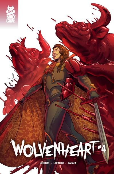 Wolvenheart #4 (2020)