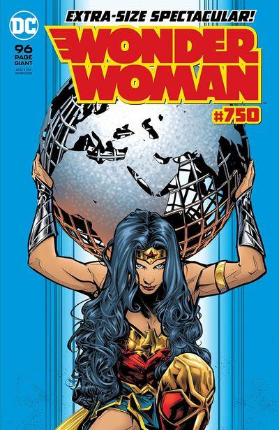 Wonder Woman #750 (2020)
