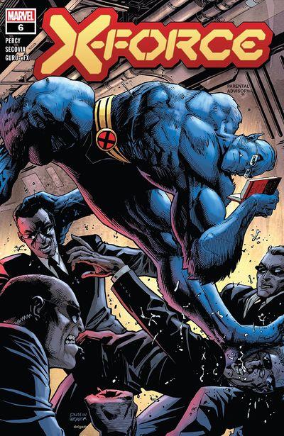 X-Force #6 (2020)