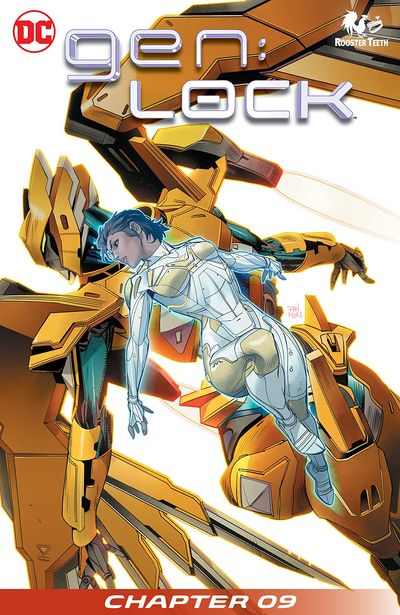 gen-Lock #9 (2020)