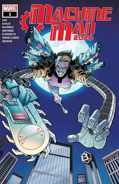 2020 Machine Man #1 (2020)