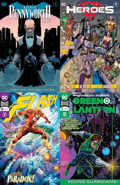 free comic book day 2020 list