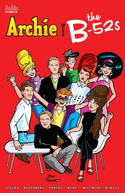 Archie Meets The B-52s #1 (2020) (One-Shot)