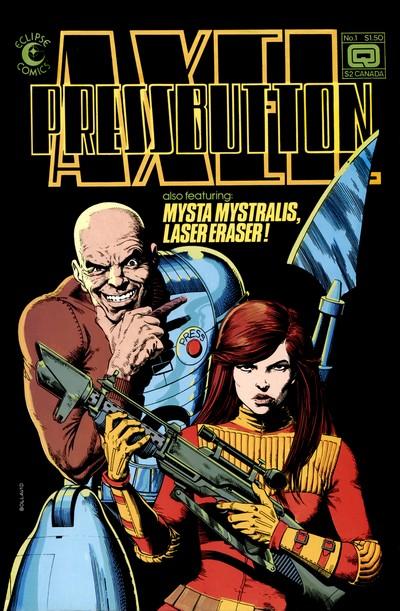 Axel Pressbutton #1 – 6 (1984-1985)